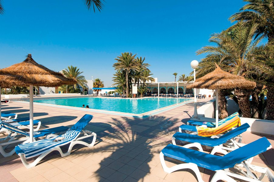 Calimera Yati Beach-piscina relax