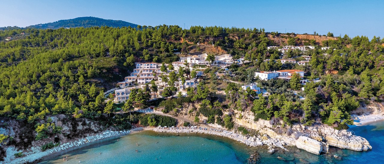 Vacanze In Grecia Alonissos Alonissos Beach Settemari Tour Operator